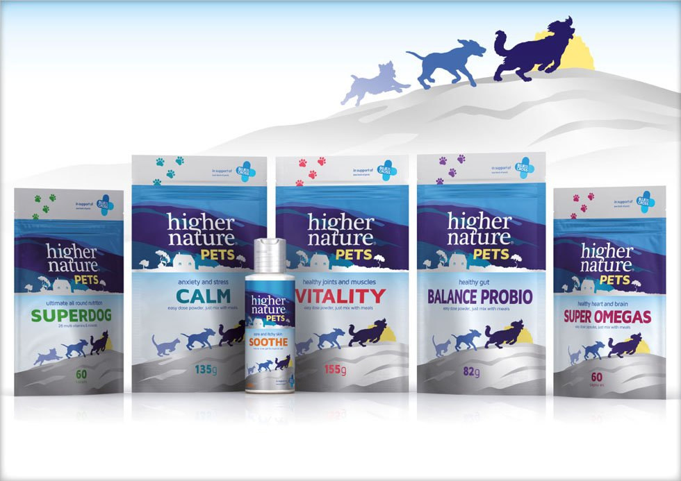 petfood brand design